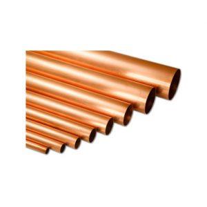 Tubo de cobre rigido 5/8 (x pie)